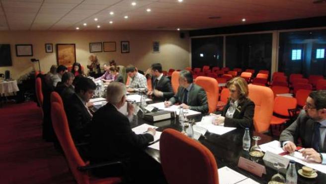 Miembros Del Comité Ejecutivo De IFEPA