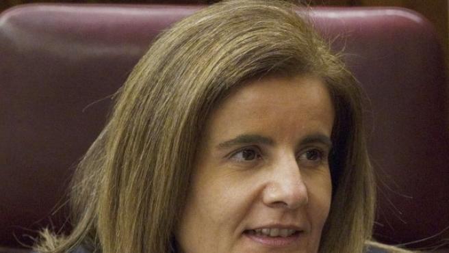 Fátima Báñez, la nueva ministra de Empleo y Seguridad Social.