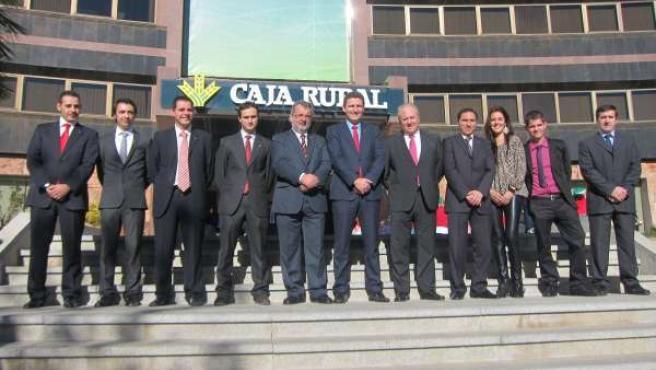 PRESIDENTE CAJA RURAL Y EMPRENDEDORES