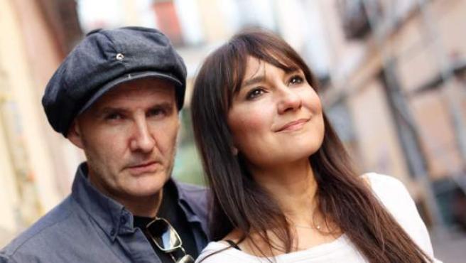 Juan Aguirre y Eva Amaral son Amaral.