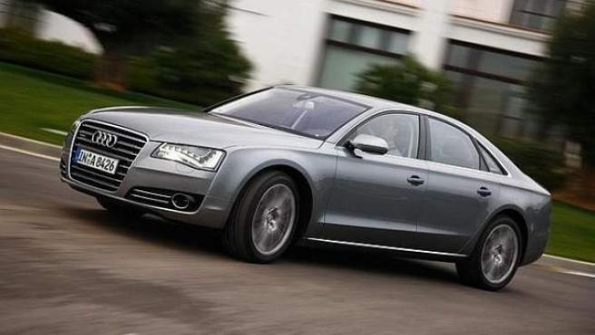 Según Audi, su bajo consumo y gran depósito de combustible permiten recorrer 1.500 kilómetros de una sentada.