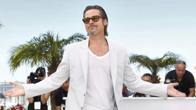 El actor Brad Pitt, en una imagen de archivo.