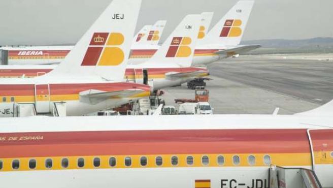 Imagen De Aviones De Iberia