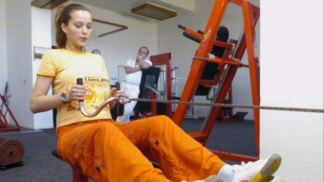 Hacer deporte e ir al gimnasio son algunos de los propósitos más comunes para el nuevo año.