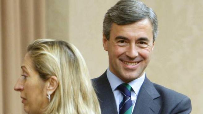 Ángel Acebes, en una imagen de archivo.