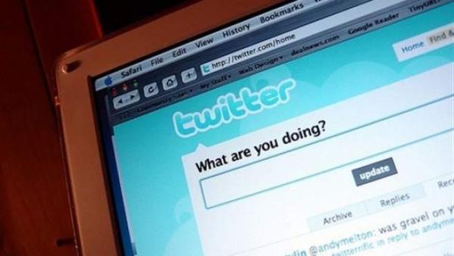 La red de 'microblogging' Twitter.