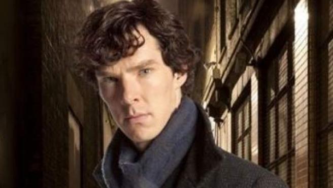 El actor londinense Benedict Cumberbatch será en nuevo villano de 'Star Treck'.