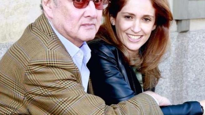 Carlos Larrañaga Y Ana Escribano