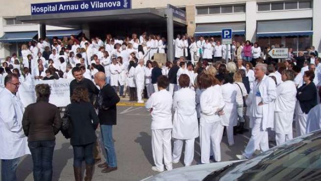 Protetsa En El Hospital Arnau De Valencia