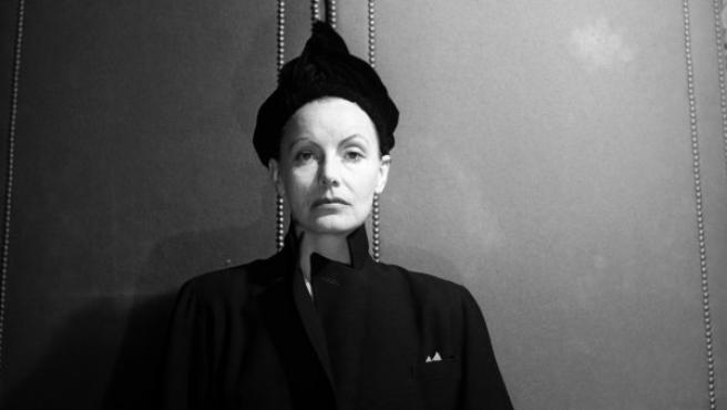 La actriz Greta Garbo, con quien Cecil Beaton -autor del retrato- estuvo liado