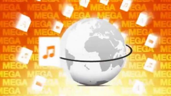 Videoclip de la campaña de Megaupload.