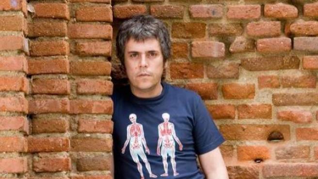 Imagen de archivo del cantante gallego Iván Ferreiro.