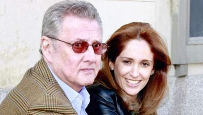 Carlos Larrañaga, en una foto de archivo.