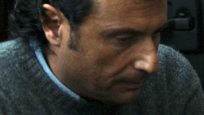 Francesco Schettino, capitán del 'Costa Concordia', que encalló frente a la costa de la isla italiana de Giglio.