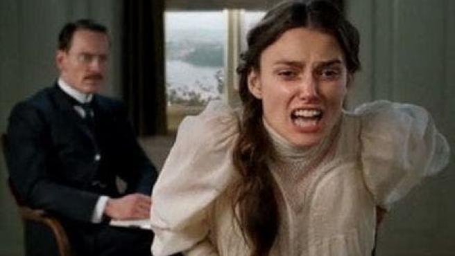 """Keira Knightley: """"Hice 'Un método peligroso' borracha"""""""