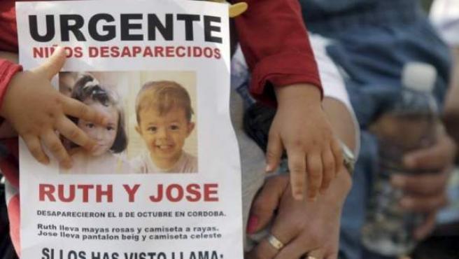 Imagen de Ruth y José, los dos hermanos desaparecidos en Córdoba.