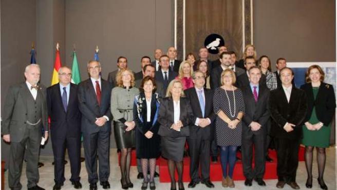 Nuevo Equipo De Gobierno De La UMA