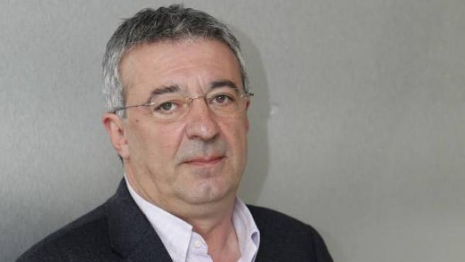 Gregorio Gordo, coordinador general de IU Madrid.