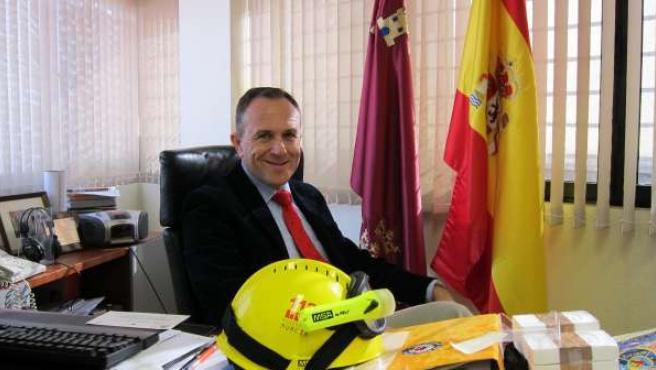 El Director General De Seguridad Ciudadana Y Emergencias De La Comunidad Autónom