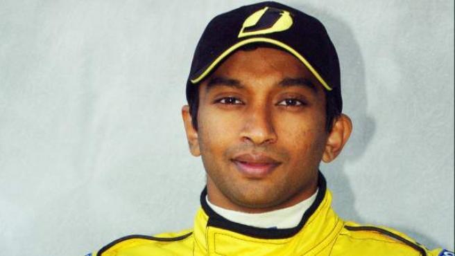 Narain Karthikeyan, nuevo piloto de HRT.