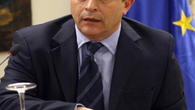 José Ignacio Wert, ministro de Cultura, Educación y Deportes.