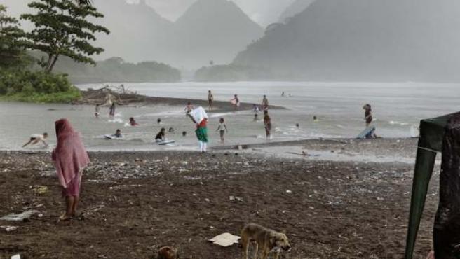 Foto de Tillim tomada en Tautira, Tahití