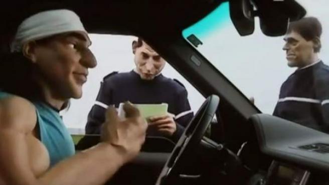 Rafa Nadal, protagonista de un vídeo de los guiñoles franceses.