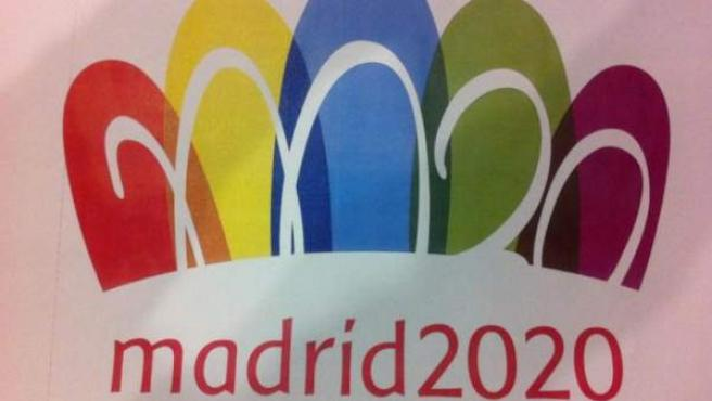 Logotipo de Madrid 2020.