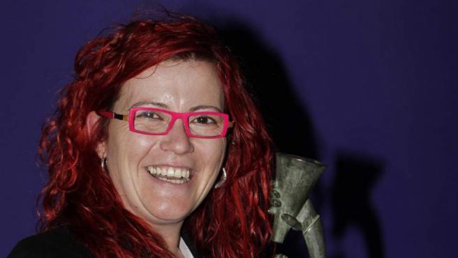 Clara Grima, ganadora del premio al mejor Blog de la VI edición de los 20Blogs: Mati y sus mateaventuras