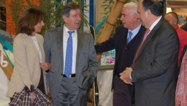 Norberto Del Castillo, Empresarios De Playas, Junto A Luciano Alonso