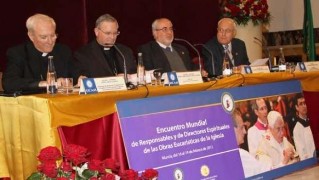 Encuentro Mundial De Responsables Espirituales De Las Obras Eucarísticas