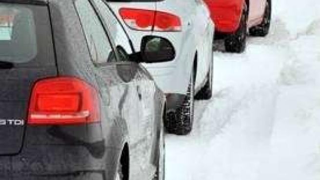 Conducción Sobre Nieve