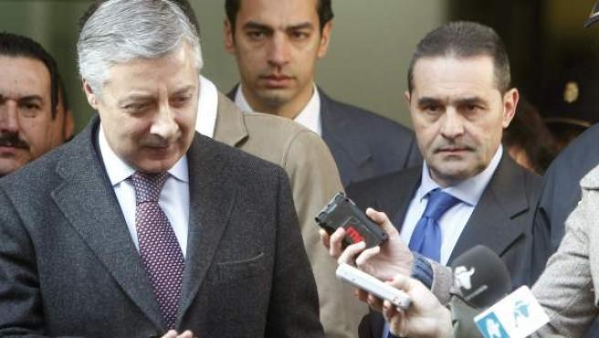 El exministro de Fomento y actual diputado socialista, José Blanco, en una imagen de archivo.