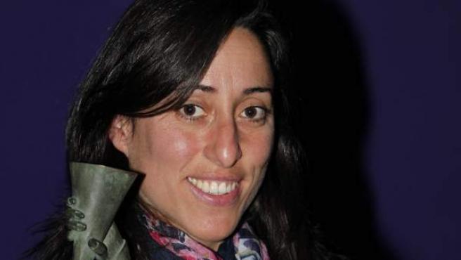 Silvia Cerezo, creadora del blog Mi dulce tentación, ganadora del premio al mejor blog por su diseño de la VI edición 20Blog.