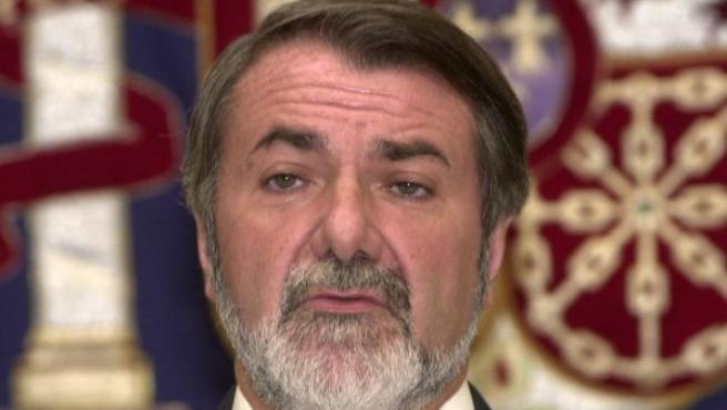 Jaime Mayor Oreja, en una foto de archivo.