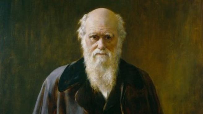Charles Darwin (1809-1882), naturalista inglés y autor de la Teoría de la Evolución. Este popular retrato de John Collier está incluido en el libro A Guide to Victorian & Edwardian Portraits (Guía de retratos victorianos y eduardianos), publicado por la National Portrait Gallery y el National Trust.
