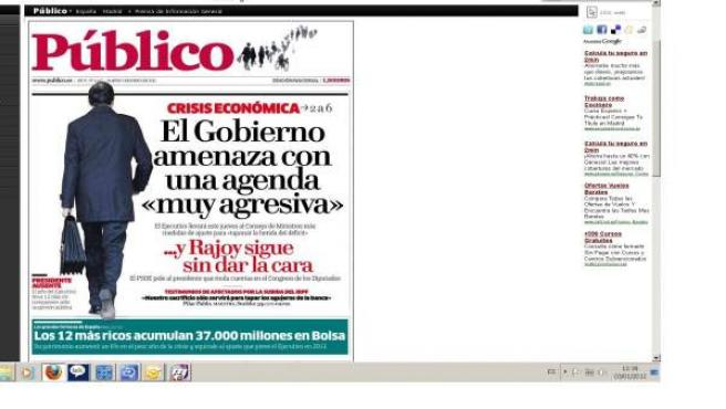 Diario 'Público'.