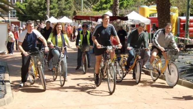 Segunda Convocatoria De La Iniciativa Usa La Bici A Diario Y Celébralo Una Vez