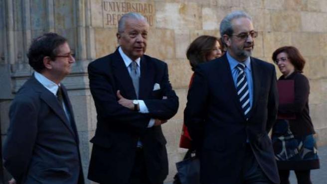 Sergio Romero, Embajador De Chile