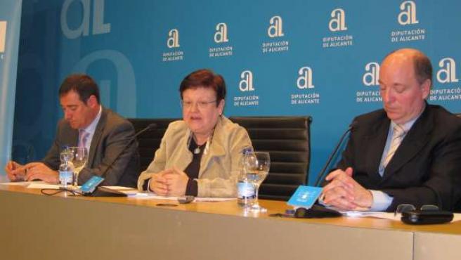 Presentación Del Premio Azorín 2012