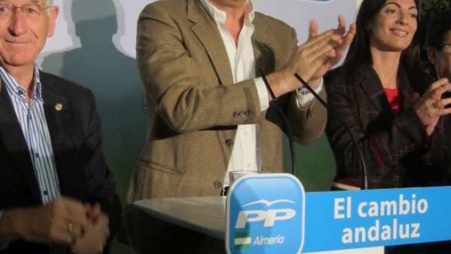 Pons Este Martes En Almería