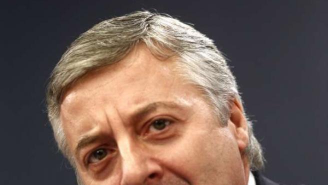 El exministro José Blanco