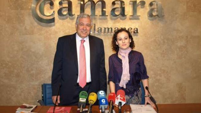 José Luis Martín Aguado Y Susana García Dacal