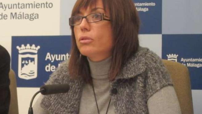 María Gámez, En Rueda De Prensa
