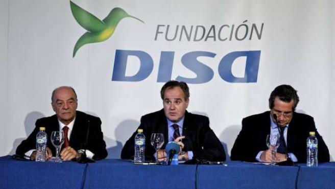 Participantes En La Fundación Disa