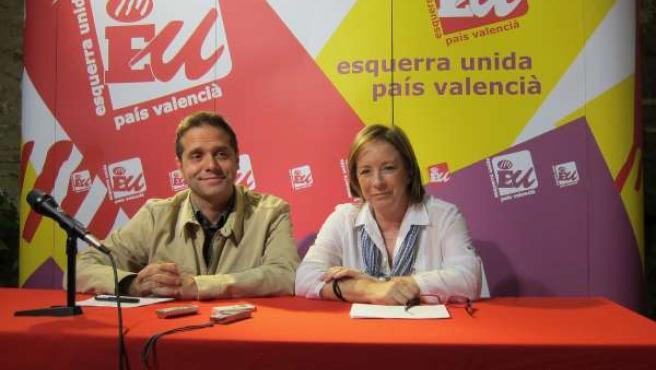 Amadeu Sanchis Y Marga Sanz