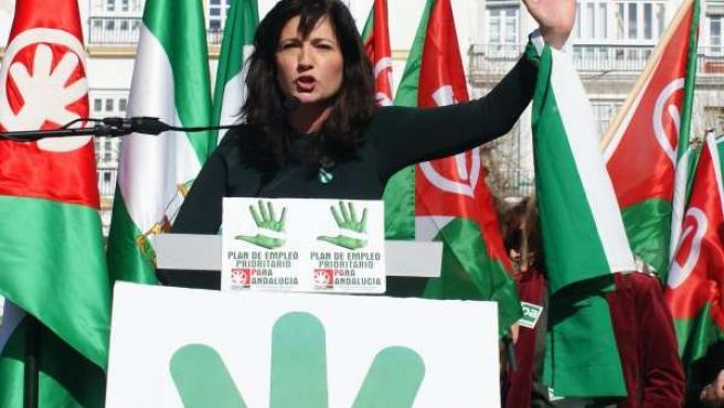 Pilar González (PA), En Un Acto En Cádiz