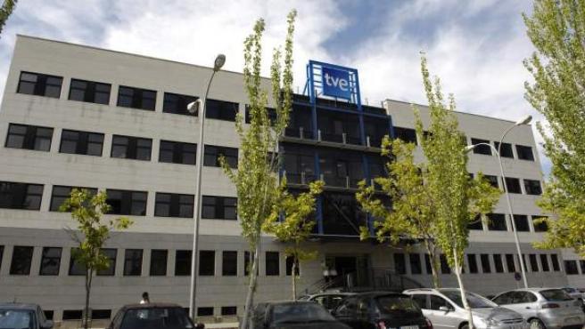 La sede de TVE en Prado del Rey.
