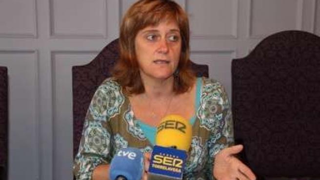 Natividad Fernández,