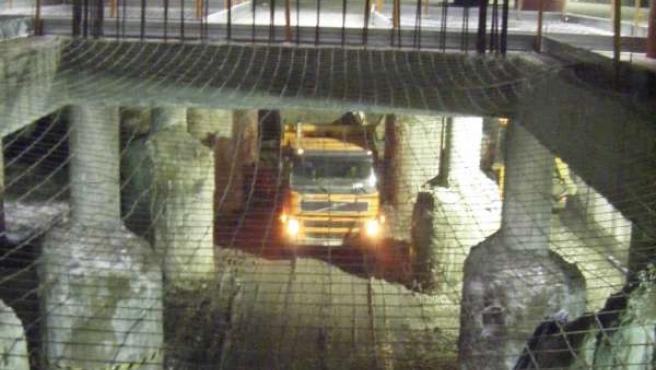Obras Del Metro De Málaga